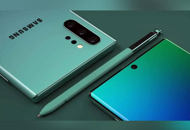 Samsung Galaxy Note 10 price